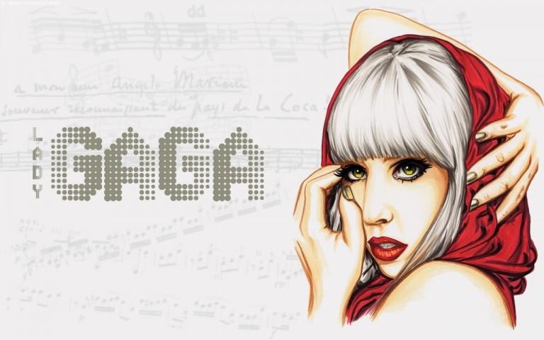 Lady Gaga'yı niye burada paylaştım ?